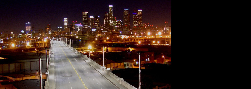Светодиодные световые приборы как часть городской среды