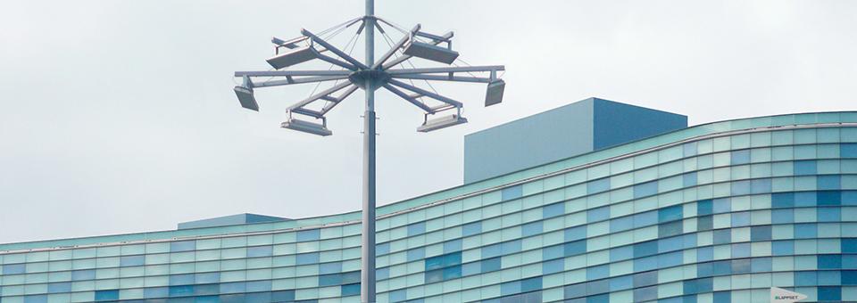Олимпийское освещение от GALAD и Opora Engineering