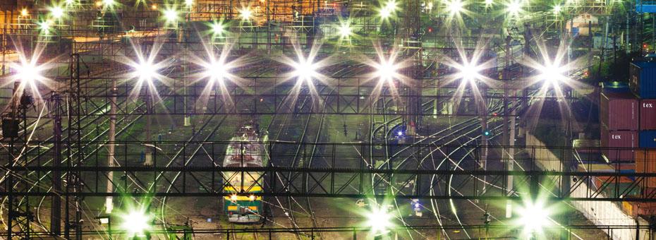 Светодиоды для железных дорог
