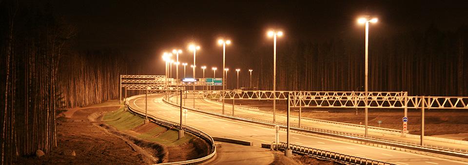 Типовые решения в дорожном освещении