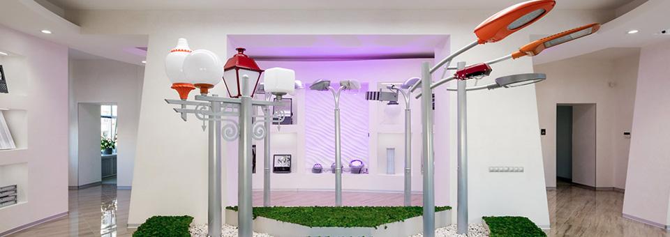 Уникальная система управления освещением от GALAD
