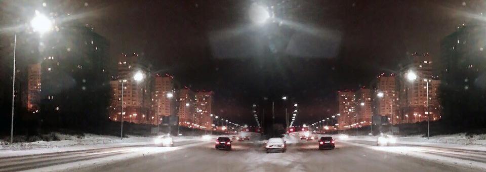 Реконструкция сети наружного освещения в Нижнем Новгороде